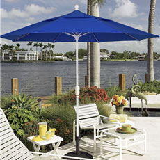 FiberBuilt Umbrellas & Accessories