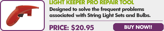 Light Keeper Pro String Light Repair Tool