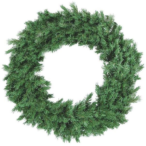 "24"" Aspen Spruce Christmas Wreath"
