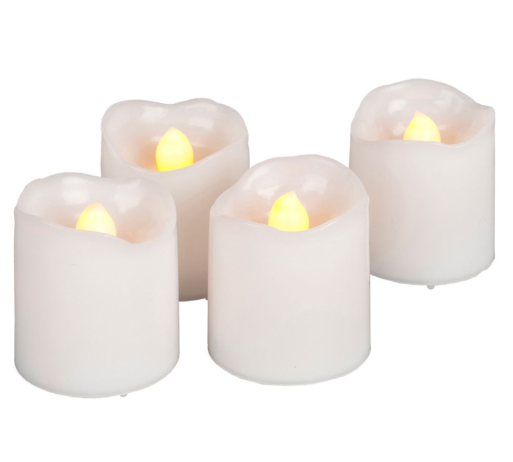 Battery Operated Votive Tea Candles