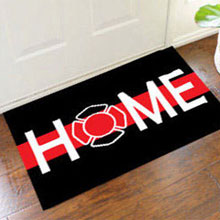 Firefighter Support Welcome Door Mat