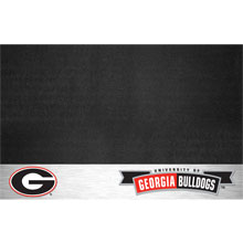 University of Georgia Bulldogs NCAA Team Logo Patio Grill Mat