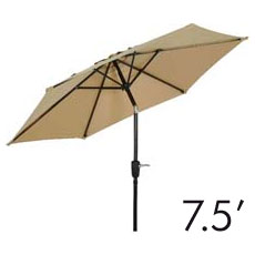 7.5-Foot Umbrellas