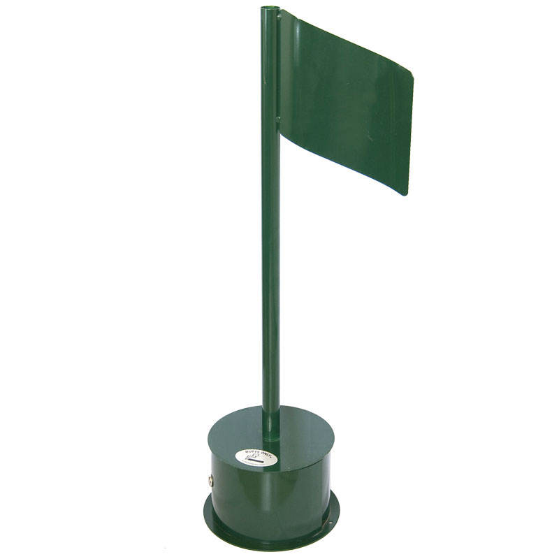 Flag Outdoor Smoking Receptacle