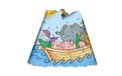 Noah's Ark Revolving Spin Shade Night Light - 02529