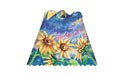 Sunflowers Revolving Spin Shade Night Light - 02859