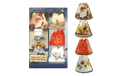 Holidays Revolving Spin Shade Night Light Gift Set - 024624