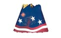 Stars & Stripes Revolving Spin Shade Night Light - 02567