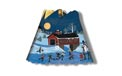 Winter Wonderland Revolving Spin Shade Night Light - 02603