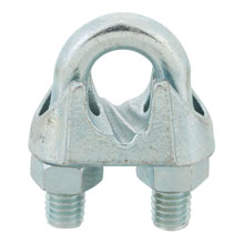 Cooper Campbell [T7670419] Metal Wire Rope Clip - 1/8""