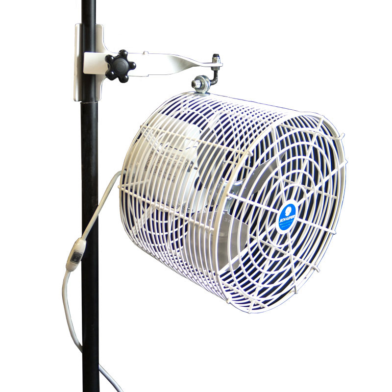 "12"" Versa-Kool Air Circulation Tent Fan"