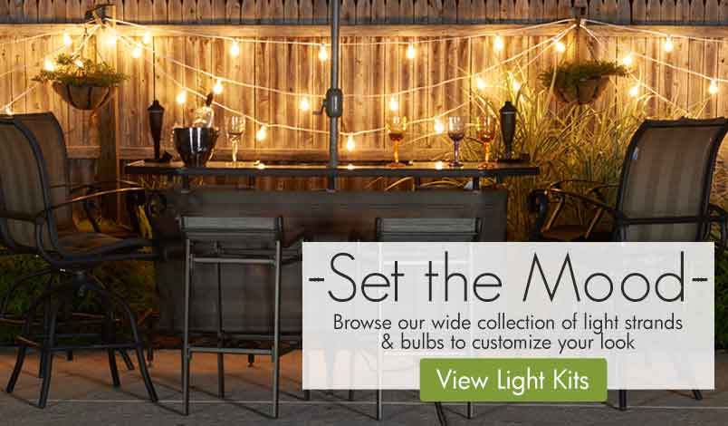 Commercial Party String Lights Kits