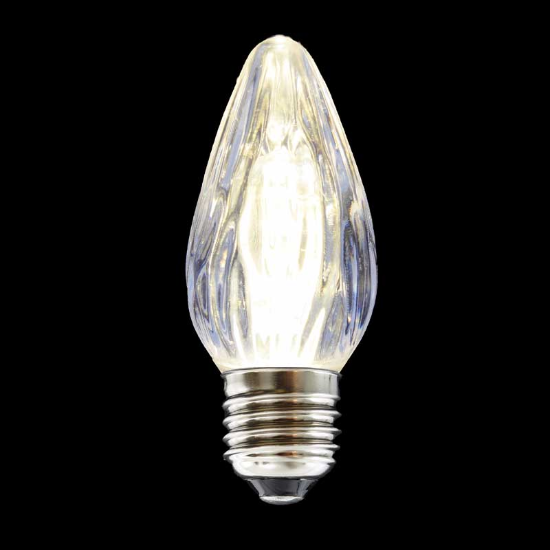 LED F15 Flame Bulb - Warm White/E26 Base LI-LEDF15-WW
