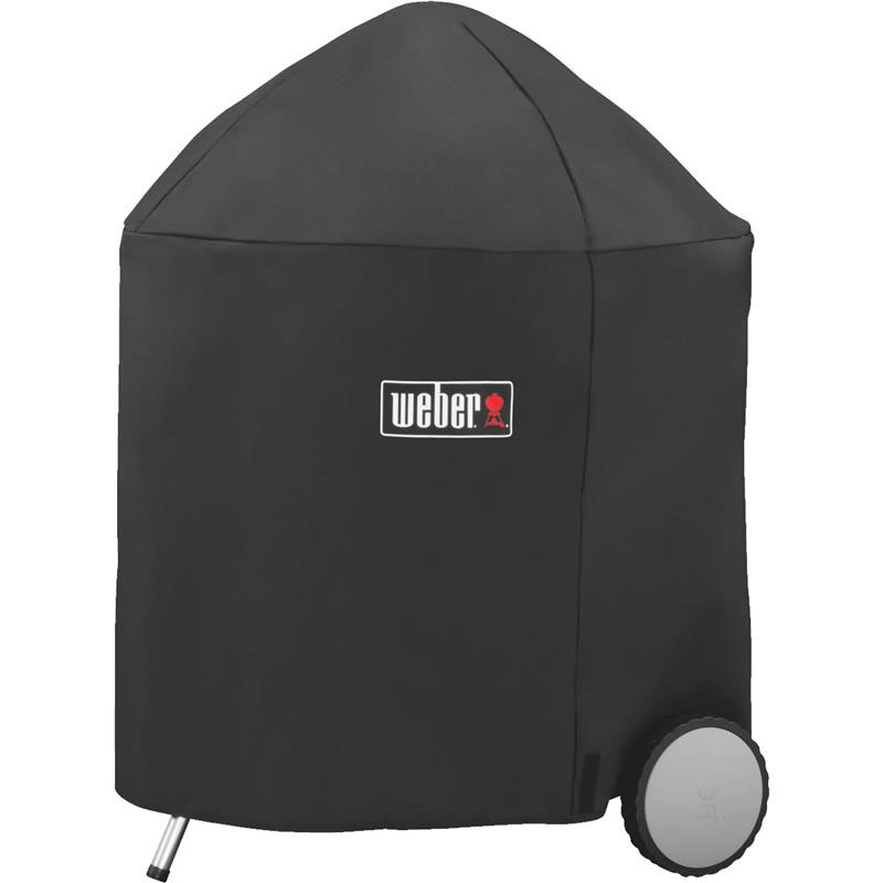 Premium Polyester Kettle Grill Cover - 31.5