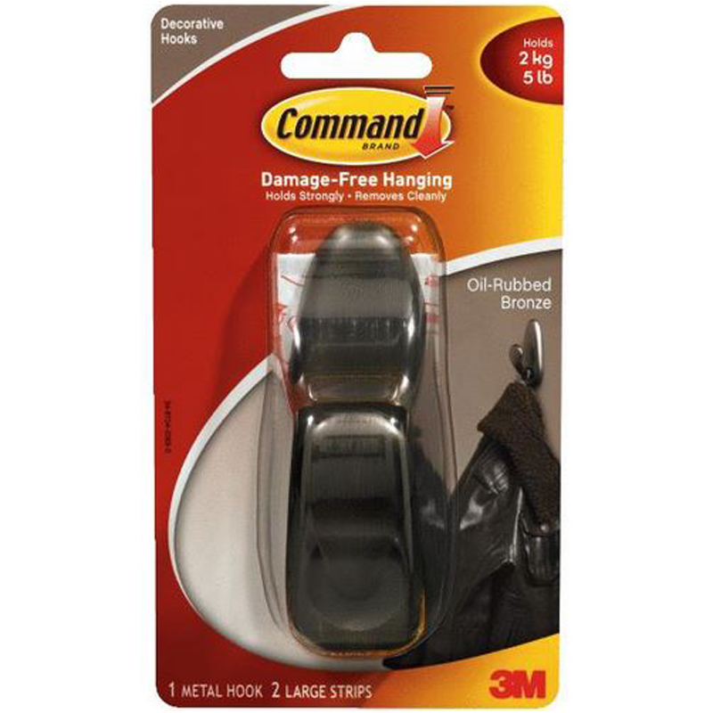 Command Adhesive Hook 602146