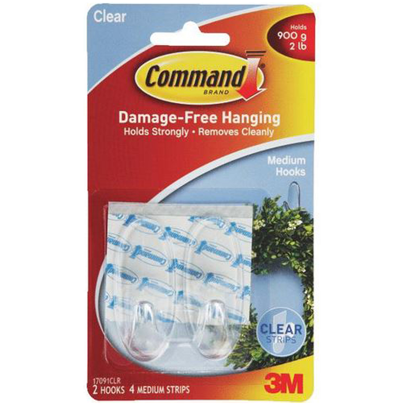 Command Clear Adhesive Hook 241113