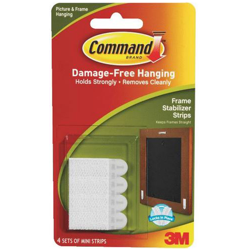 Command Frame Stabilizer Adhesive Strip 241615