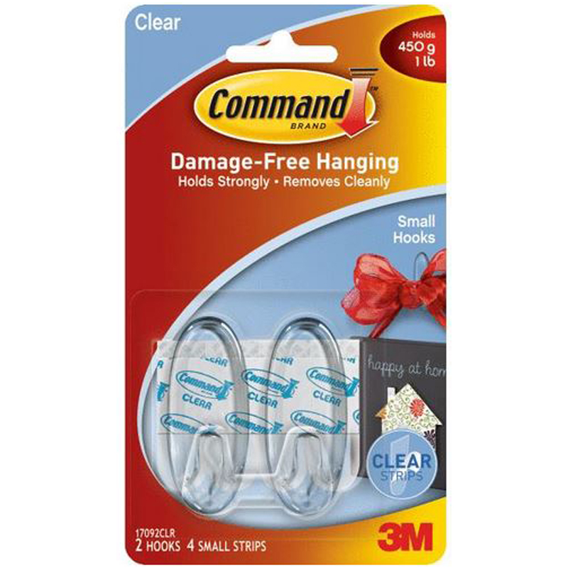 Command General Adhesive Utility Hook 241562