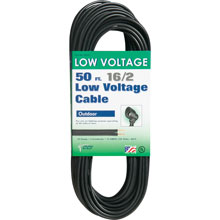 50 ft 16/2 Low Voltage Cable
