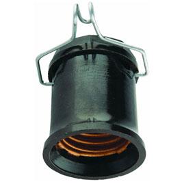 Outdoor Lamp Socket Pin Single Circuit Medium Base