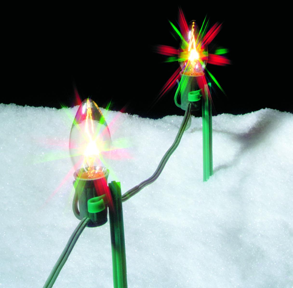 String Lights Hooks : 8