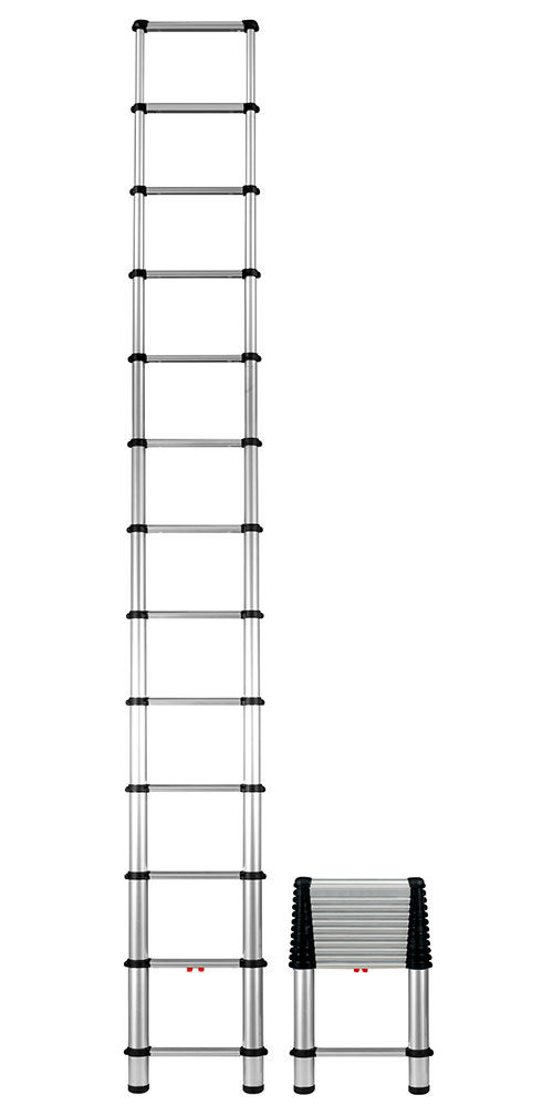 "Telesteps 30"" to 12.5' Professional Extension Ladder"