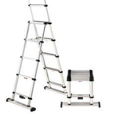 Extension Ladders & Step Ladders