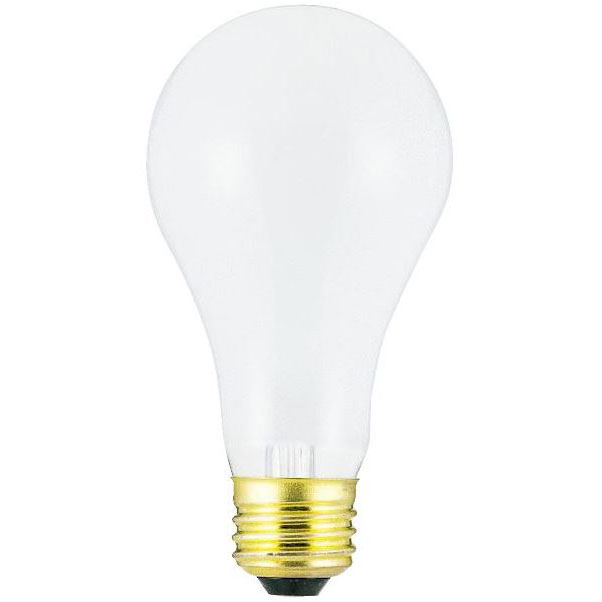 A21 150 Watt Frosted Light Bulb
