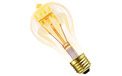 Vintage Antique Light Bulb - A21 - LI-0002