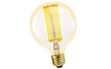Vintage Antique Light Bulb - Globe G30 - LI-0004
