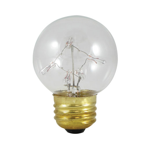 Starlight Globe Light Bulb - 5 Watts - G16 Bulb LI-MG16/5W