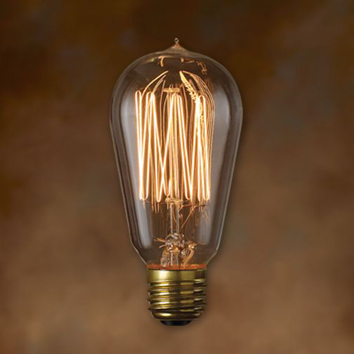 ST18 Antique Light Bulb LI-0006