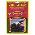 String Light Strand Mini-Light Black-Out Caps - 30 Pack - 904252
