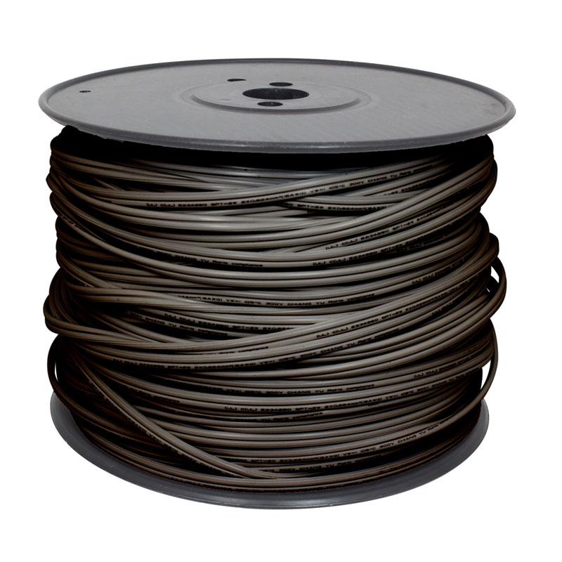 18 Gauge Spt 2 Brown Wire 500 Spool