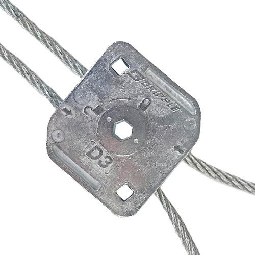 "1/8"" Cable Locks GR-D310BB"