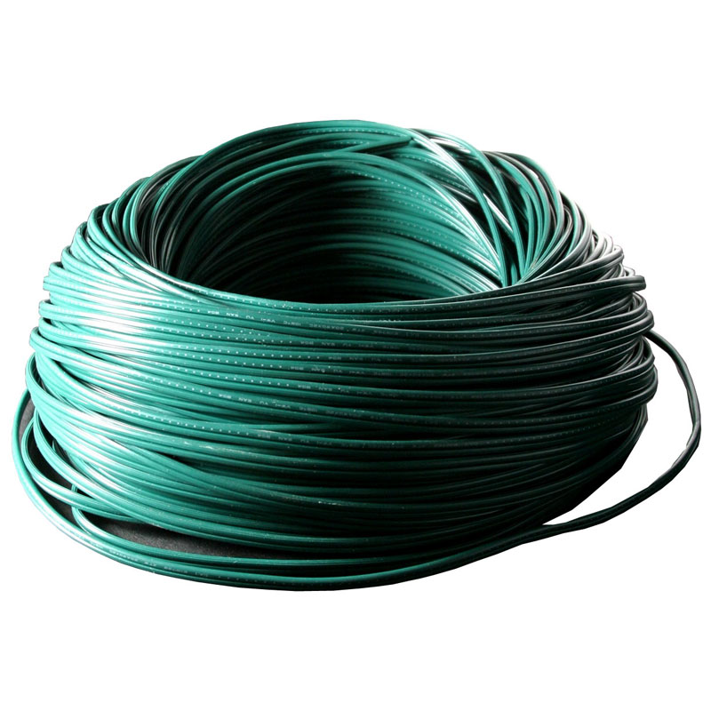 18 AWG SPT-2 Green Wire Spool - 500'