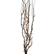 LED Lighted Willow Branches