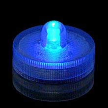 Waterproof Blue LED Submersible Lights
