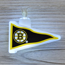 NHL/Bruins LED Pennant Lights