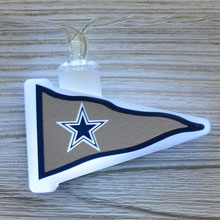 NFL Dallas Cowboys LED Pennant String Lights - Battery Operated TP-NFL/COWBOY