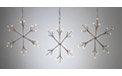 "Snowflake Twinkle Lights Battery Operated - Battery Operated - 14"" - GC2020590"