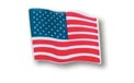 C7 Stars N' Stripes American Flag Party String Lights - 836706