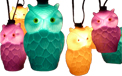 Vintage Owl Party String Light Set - 7 Lights - 4018OL