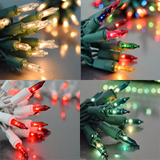 Miniature Light Strands - Incandescent