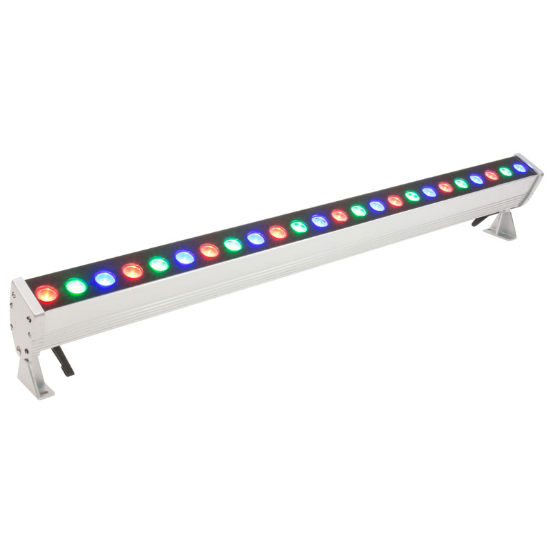 led rgb linear wall washer light 24 lights. Black Bedroom Furniture Sets. Home Design Ideas