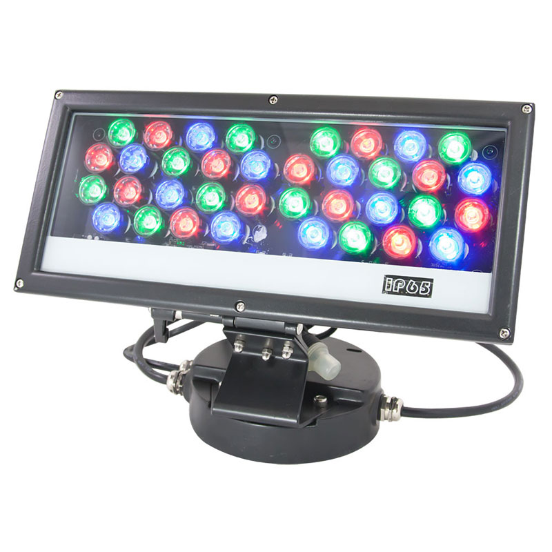 led rgb array wall washer light. Black Bedroom Furniture Sets. Home Design Ideas