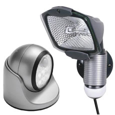 Motion Activated Flood Lights