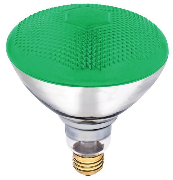 Westinghouse 04413 100W PAR38 Green Floodlight Bulb
