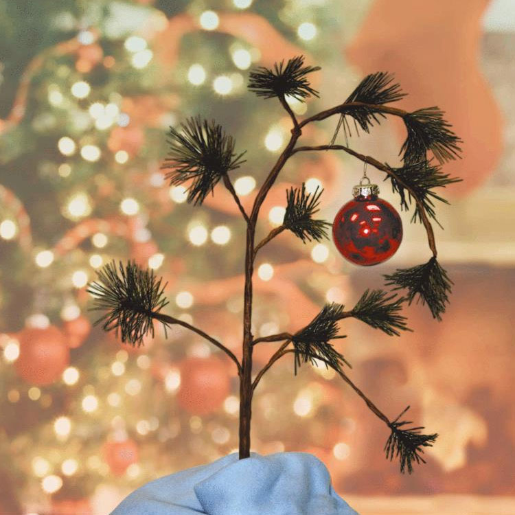 Charlie Brown Christmas Tree - 24