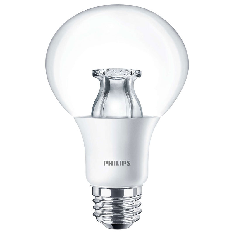 Dimmable LED G25 Globe Light Bulb
